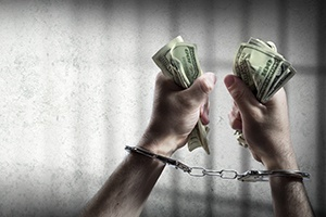 Jail - Money - Corruption