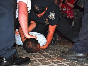 wrongful nypd arrest